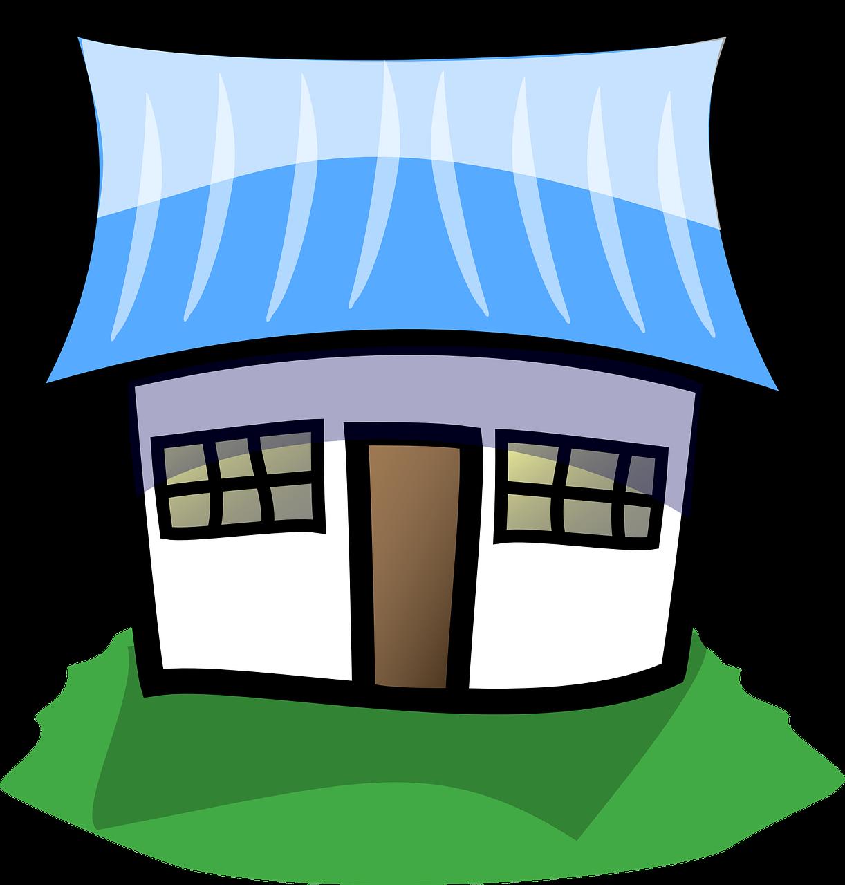 בית מצויר